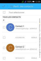 Alcatel Pixi 3 Dual Sim - Contact, Appels, SMS/MMS - Envoyer un MMS - Étape 6