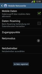 Samsung SM-G3815 Galaxy Express 2 - Netzwerk - Manuelle Netzwerkwahl - Schritt 10