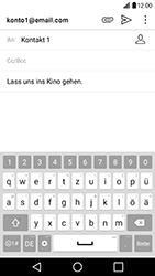 LG G5 SE - E-Mail - E-Mail versenden - 0 / 0
