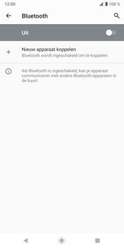 Sony Xperia XZ3 - Bluetooth - koppelen met ander apparaat - Stap 9