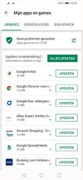 Huawei P Smart (2019) - Apps - apps updaten - Stap 5