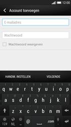 HTC Desire 610 - E-mail - handmatig instellen - Stap 6