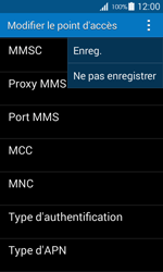 Samsung G357 Galaxy Ace 4 - MMS - Configuration manuelle - Étape 15