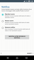 Sony Xperia XA - E-mail - 032c. Email wizard - Outlook - Fase 14