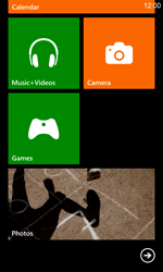 Nokia Lumia 820 / Lumia 920 - Getting started - Personalising your Start screen - Step 10