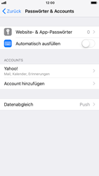 Apple iPhone 6s - E-Mail - Konto einrichten (yahoo) - 9 / 11