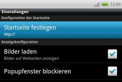 HTC ChaCha - Internet - Manuelle Konfiguration - 14 / 18