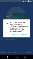 Sony Xperia XA1 - E-Mail - Konto einrichten (outlook) - 10 / 18