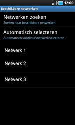 Samsung I9000 Galaxy S - Buitenland - Bellen, sms en internet - Stap 11