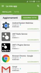 Samsung Galaxy A5 (2016) (A510F) - Applicazioni - Come verificare la disponibilità di aggiornamenti per l