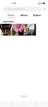 Oppo Reno 4 - Photos, vidéos, musique - Envoyer une photo via Bluetooth - Étape 7