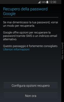 Samsung Galaxy Note Edge - Applicazioni - Configurazione del negozio applicazioni - Fase 12
