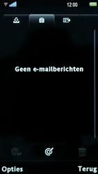 Sony Ericsson U8i Vivaz Pro - E-mail - hoe te versturen - Stap 5