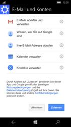 Microsoft Lumia 950 - E-Mail - Konto einrichten (gmail) - Schritt 10