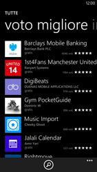 Nokia Lumia 1320 - Applicazioni - Installazione delle applicazioni - Fase 11