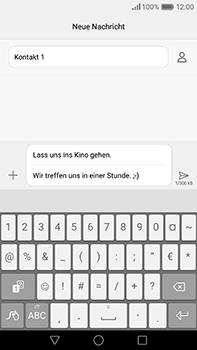 Huawei P9 Plus - MMS - Erstellen und senden - Schritt 14