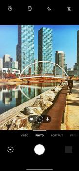 OnePlus 7T Pro - Photos, vidéos, musique - Créer une vidéo - Étape 5
