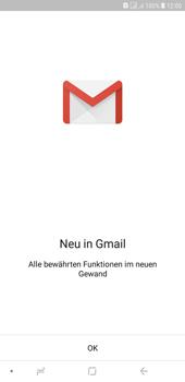 Samsung Galaxy J4+ - E-Mail - Konto einrichten (gmail) - Schritt 5