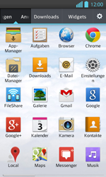 LG P710 Optimus L7 II - E-Mail - Konto einrichten - Schritt 3