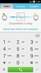 Huawei Y625 - Voicemail - handmatig instellen - Stap 4