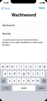Apple iPhone X - Toestel - Toestel activeren - Stap 25