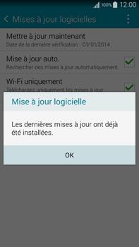 Samsung Galaxy Note 4 - Logiciels - Installation de mises à jour - Étape 10
