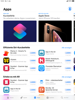 Apple iPad mini 2 - Apps - Herunterladen - 6 / 17