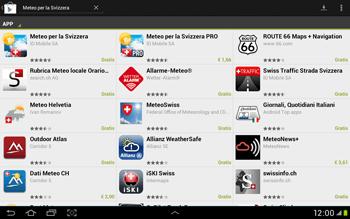 Samsung Galaxy Tab 2 10.1 - Applicazioni - Installazione delle applicazioni - Fase 13