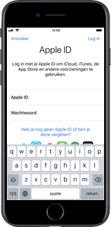 Apple iPhone 8 Plus (Model A1897) - Instellingen aanpassen - Back-up maken in je account - Stap 5