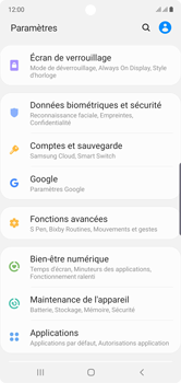 Samsung Galaxy Note 10 - Aller plus loin - Gérer vos données depuis le portable - Étape 7