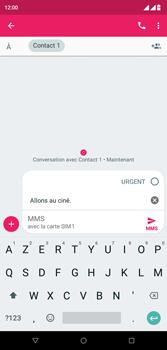 Wiko View 2 Plus - MMS - envoi d'images - Étape 10