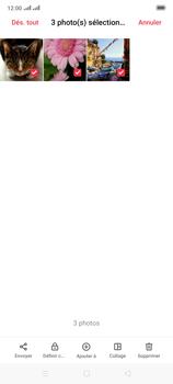 Oppo Reno 2 - Photos, vidéos, musique - Envoyer une photo via Bluetooth - Étape 10