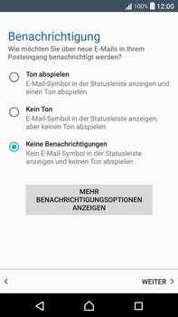 Sony F3211 Xperia XA Ultra - E-Mail - Konto einrichten (yahoo) - Schritt 11