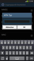 Samsung SM-G3815 Galaxy Express 2 - MMS - Manuelle Konfiguration - Schritt 14