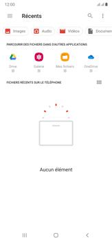 Samsung Galaxy Note20 Ultra 5G - E-mails - Envoyer un e-mail - Étape 12