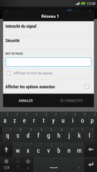 HTC One Max - WiFi - Configuration du WiFi - Étape 7