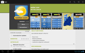 Asus Padfone - Apps - Herunterladen - 17 / 24