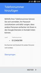 HTC 10 - Apps - Konto anlegen und einrichten - 14 / 22