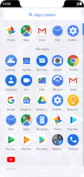 Nokia 5-1-plus-dual-sim-ta-1105-android-pie - E-mail - Account instellen (POP3 zonder SMTP-verificatie) - Stap 3