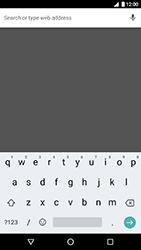 LG Nexus 5X - Android Oreo - Internet - Internet browsing - Step 6