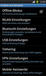 Samsung I9000 Galaxy S - MMS - Manuelle Konfiguration - Schritt 5
