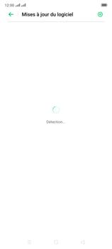 Oppo Reno 2 - Aller plus loin - Mettre à jour le logiciel interne de votre mobile - Étape 6