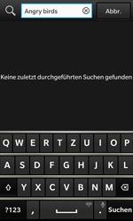 BlackBerry Z10 - Apps - Konto anlegen und einrichten - Schritt 5