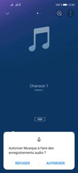 Huawei P40 Lite 5G - Photos, vidéos, musique - Ecouter de la musique - Étape 10