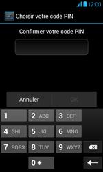 Bouygues Telecom Bs 401 - Sécuriser votre mobile - Activer le code de verrouillage - Étape 9
