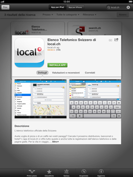 Apple iPad mini - Applicazioni - Installazione delle applicazioni - Fase 8