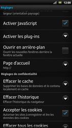 Sony LT22i Xperia P - Internet - Configuration manuelle - Étape 20