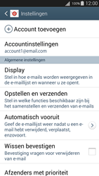 Samsung Galaxy S III Neo (GT-i9301i) - E-mail - Instellingen KPNMail controleren - Stap 7