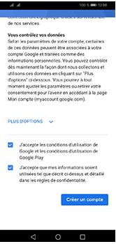 Huawei Y5 (2019) - Applications - Créer un compte - Étape 16