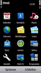 Nokia N8-00 - Ausland - Auslandskosten vermeiden - Schritt 5